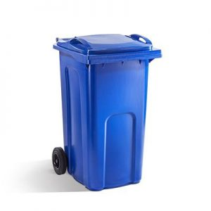BLUE 240 LITRE WHEELIE BINS NORTHERN IRELAND